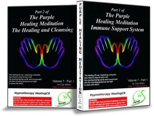 Purple Healing Set