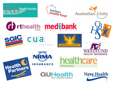 Cas Willow is a registered therapy provider for the Following Health Funds