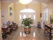 CaS Therapy Reception Area